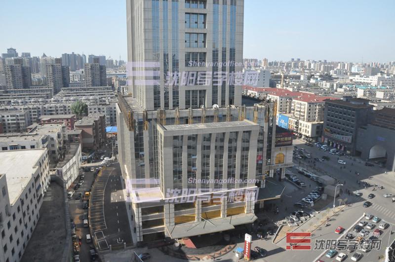 新恒基国际大厦图片