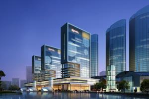 解读城市更新 首创新大都亮相中国商业地产投资专业博览会